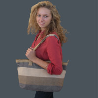 Cristina Bag (Hessian Jute)
